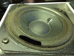 Does your lovely speaker look like this. Lets restore them and give them a new lease on life.